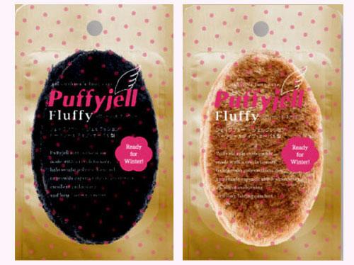 パフィ−ジェルフラッフィ− ハーフ puffyjell fluffy