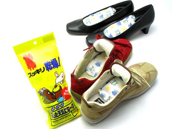 あした天気にな〜れ 【靴の乾燥・消臭・抗菌】