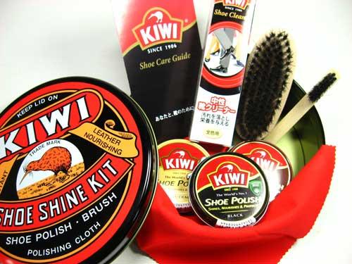 KIWI kiwi キウイ キウィ キィウィシューシャインキット
